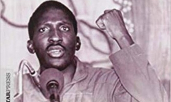Il Supereroe Thomas Sankara